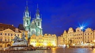 5 ПРИЧИН ПОСЕТИТЬ ПРАГУ НОЧЬЮ. ЧЕХИЯ(Столица Чехии, Прага, по праву считается самым красивым и романтичным городом в Европе. Особенно Прага очен..., 2015-02-16T17:26:47.000Z)