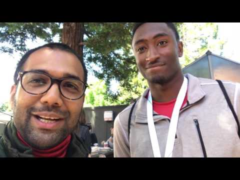 Google I/O First Impressions with MKBHD