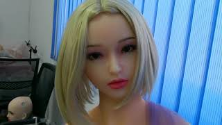 Newly arrival Sex robot Emma who can free chat with you