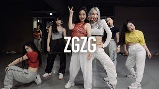 Baixar ZGZG - SAAY / Mina Myoung Choreography with SAAY
