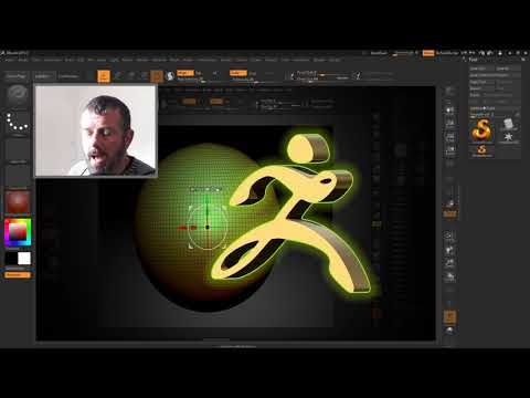 FREE ZBrush Tutorial on the basics of using ZBrush course