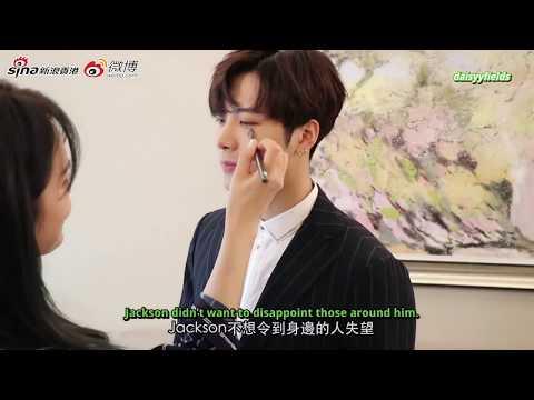 [ENG] 170706 GOT7 Jackson Sina HK interview