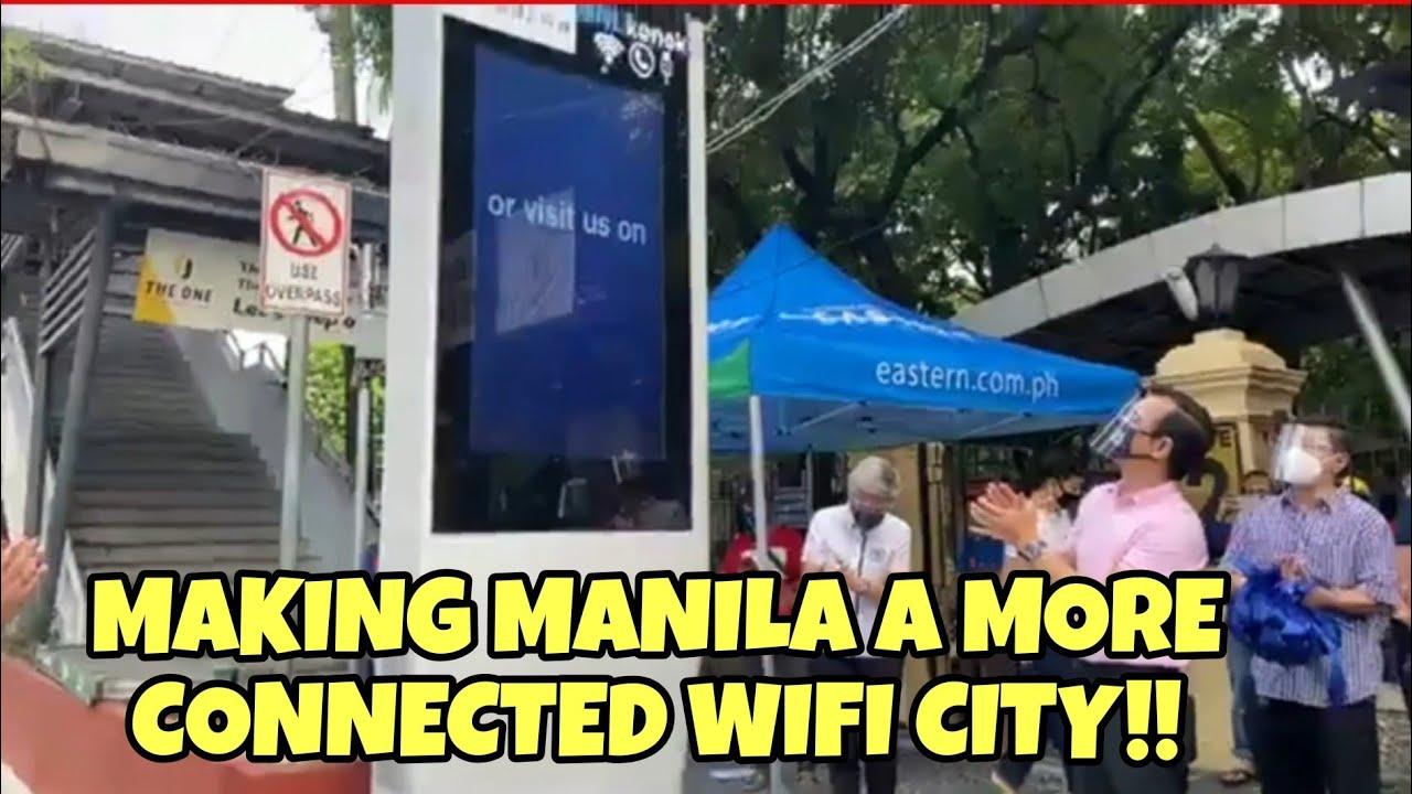 Mayor ISKO launches MNLKonek Wifi in España