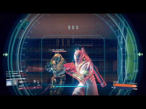Destiny mine clip #14