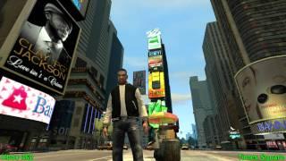 GTA IV PC vs Xbox 360 Graphic Test