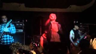 Hollow - Favorite Weapon Live 12/6/14 Pittsburgh