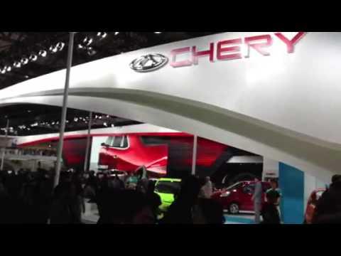 Auto show Shanghai 2013