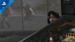 Pinball FX2 VR: The Walking Dead - Announcement Trailer | PS VR