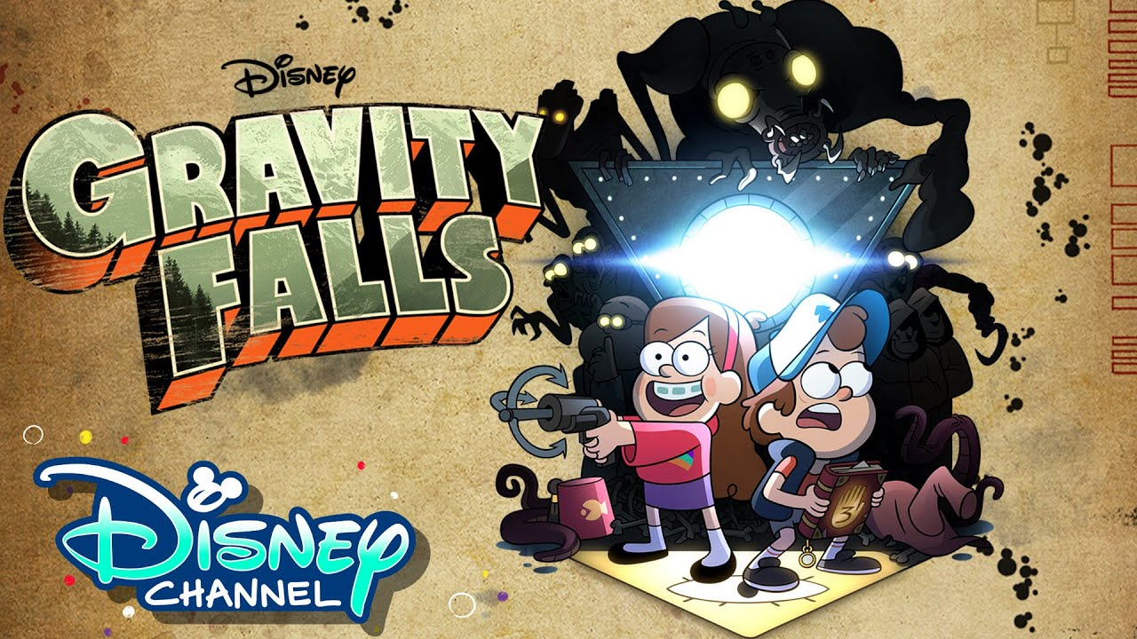 First and Last Scene of Gravity Falls | Throwback Thursday | Gravity Falls | Disney Channel