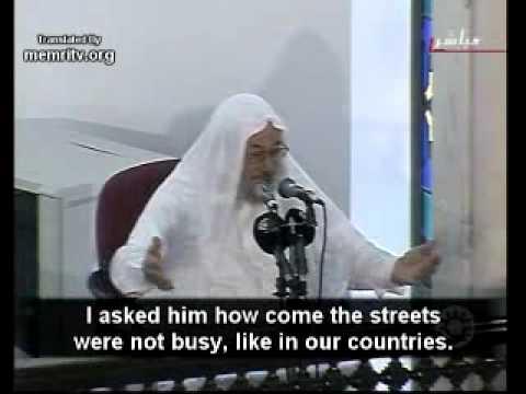Dr Yusuf Al-Qardhawi - Muslims Do Not Work