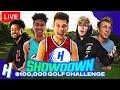 $100,000 Golf CHALLENGE with MMG, TJass, Jesser and Kris London | HoH Showdown