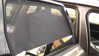 Volo Sun Shades Curtains(Installing sun shades on my 09 XC70 T6. Op. No.: 88022 88020 Doors (kit of two shades) 31399211 Load compartment (kit of three shades) 31399212 Not ..., 2014-11-20T12:44:20.000Z)