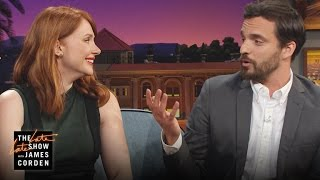 Bryce Dallas Howard Has a Major Jake Johnson Crush