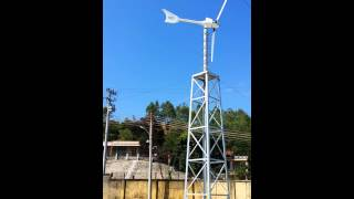VES Windspot Wind Turbine 3.5KW Off Grid