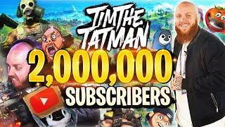 TIMTHETATMAN 2,000,000 SUBSCRIBER COMPILATION!