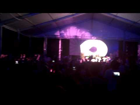 15. Dash Berlin Finale  - Never Cry Again & Waiting @ Governors Island NYC 6.30.12 Live
