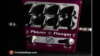 Phaser and Flanger NIG/GNI - Por Pro Guitar Shop