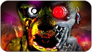 ТОП-10 Секретов и Легенд в Five Nights at Freddy