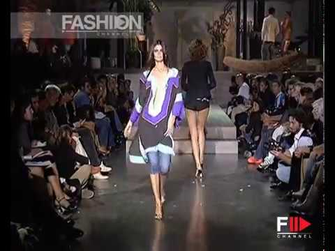 DSQUARED Spring Summer 2005 Milan Pret a Porter by Fashion Channel