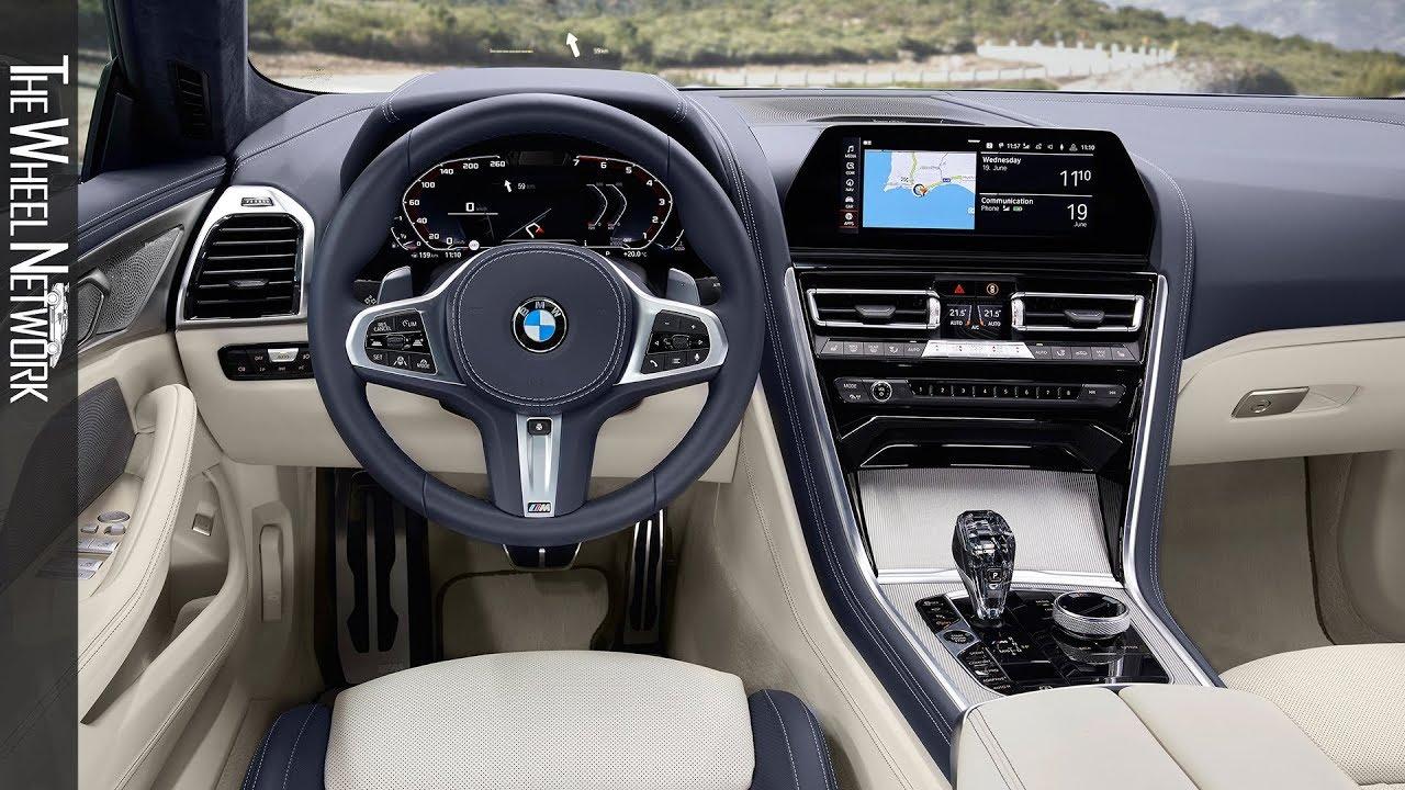 Bmw M850i 2020 Interior
