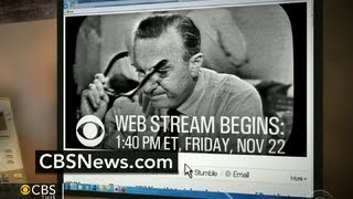 JFK assassination: CBS News coverage as it happened