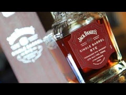 Whiskey Review #179 Jack Daniels Single Barrel Rye..Scotch Test Dummies
