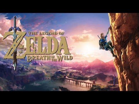 Zelda : Breath of the Wild | Découverte sur Switch !