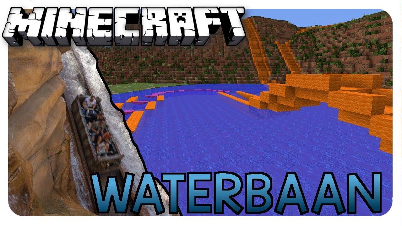 Een Waterbaan Bouwen Itslarsworld 20 Youtube