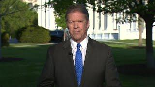 CBS Chief White House Correspondent Major Garrett Says Every Day Is 'Surprising'