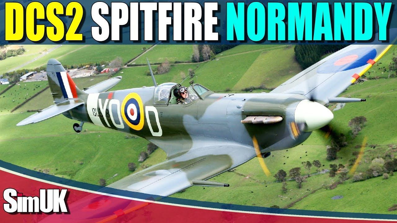 Dcs world 2 normandy spitfire ix first look full startup dcs world 2 normandy spitfire ix first look full startup terrible and yet totally brilliant gumiabroncs Image collections
