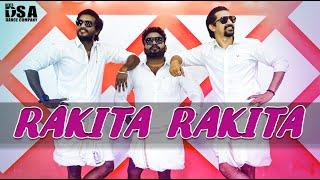 Rakita Rakita Rakita | Dance Cover | Jagame Thandhiram | Dhanush | Santhosh | DSA DANCE COMPANY
