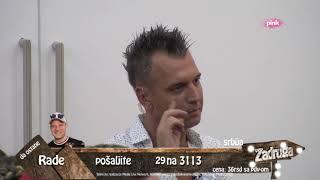 Zadruga 3   Gagi Priča O Razvodu Od AnabeleBrutalna Svađa Gagija I Saške   13.09.2019.