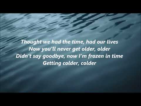 You said you'd grow old with me: Michael Schulte/w Lyrics