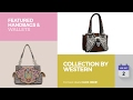 Collection By Western Featured Handbags & Wallets