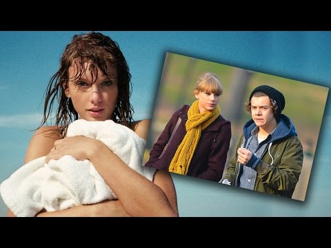 Taylor Swift Reveals Harry Styles Inspired
