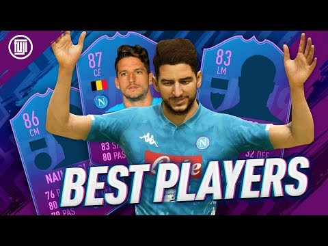 BEST PLAYERS FOR EACH POSITION!!! - FIFA 19 Ultimate Team