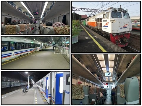 [Trip Report] Menikmati Kereta Api Gajayana New Image Gambir-Malang