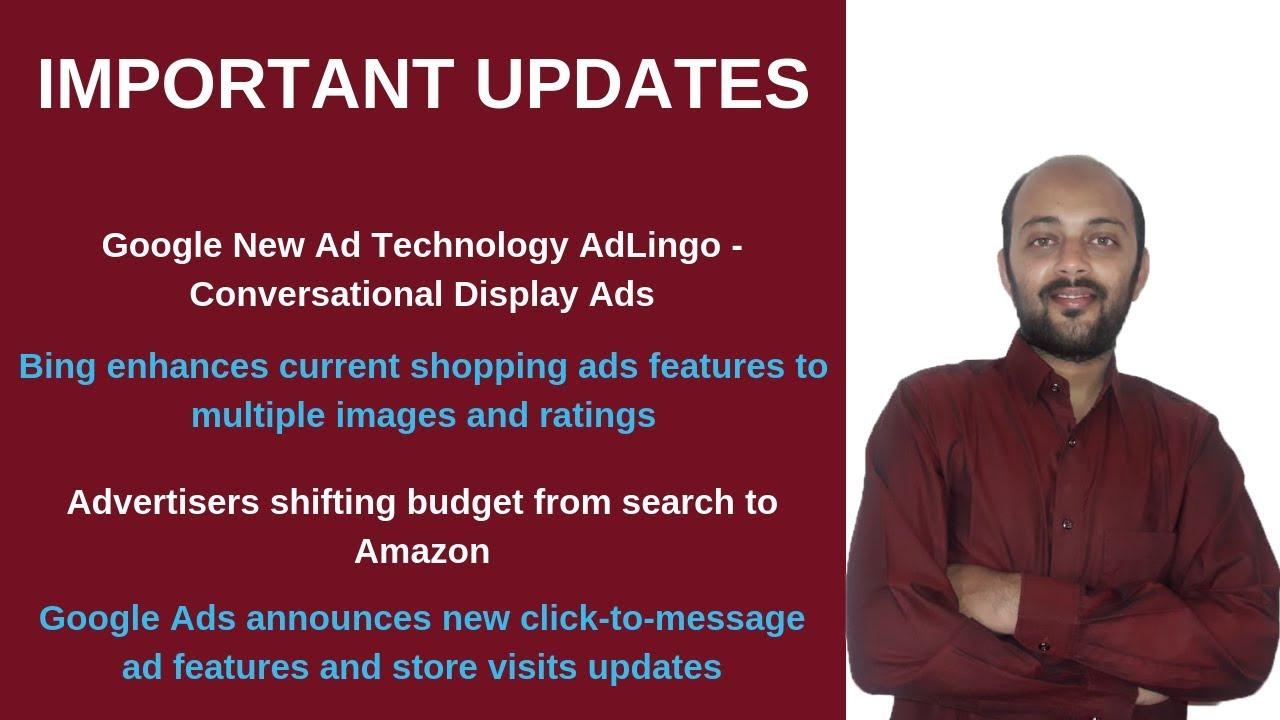 Adlingo digital news of the week - 29.10.2018, adlingo - conversational display ads