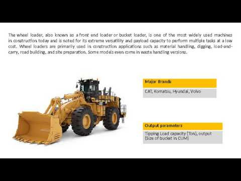 Earth Moving Equipment Rental