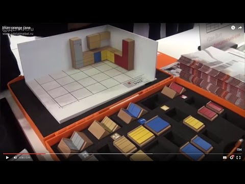 Правильная планировка кухни - Blum Orange Case
