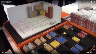 Правильная планировка кухни - blum orange case(В компании Blum появился «оранжевый чемодан» с оригинальным решением, которое может облегчить работу дизайн..., 2016-03-31T11:00:01.000Z)