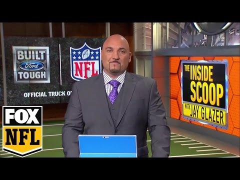 Jay Glazer reports: Deflategate 2? Giants alert NFL of Steelers