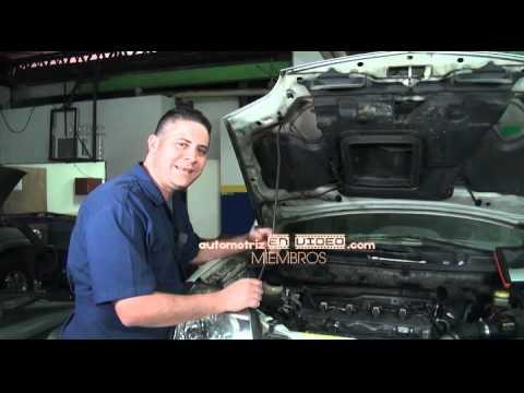 Caso de Diagnóstico Nissan Xtrail Parte1  YouTube
