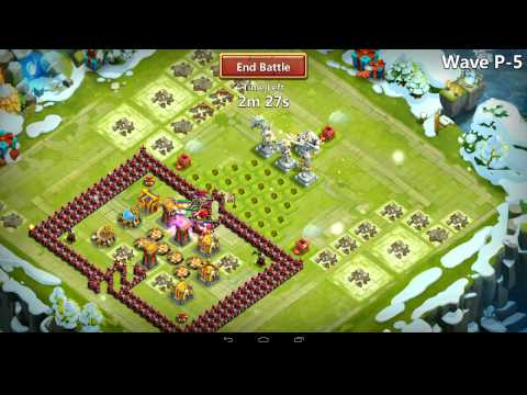 Castle Clash - On The Road To 100 Inscribe