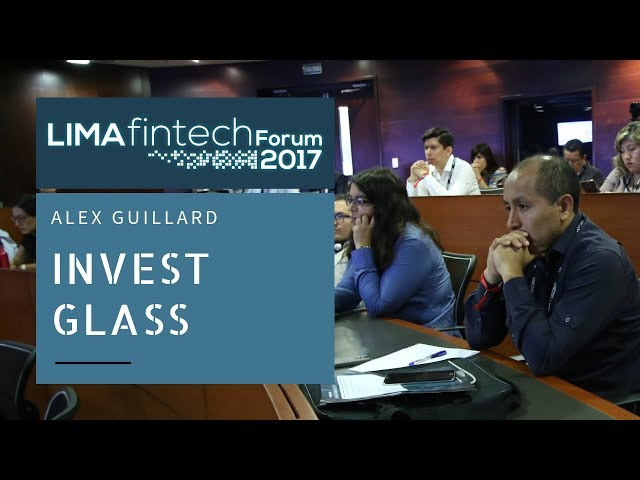 Lima Fintech Forum 2017: ALEX GUILLARD