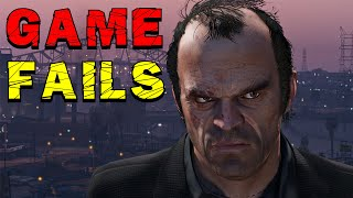 GTA 5 funny moments and fails and deaths