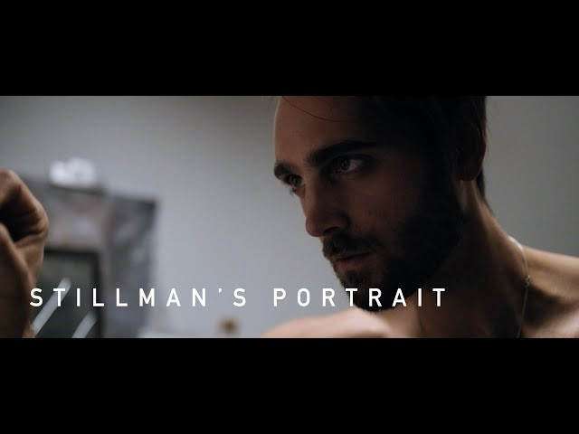Stillman's Portrait || SHORT GAY-THEMED FILM starring Robert Brinkmann & David Gibson
