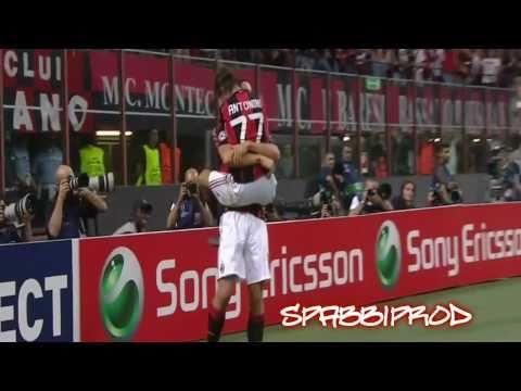 Zlatan Ibrahimovic Milan 2010/2011 HD