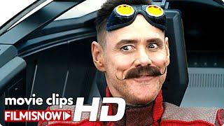 Sonic The Hedgehog 3 New Clips (2020) | James Marsden, Jim Carrey Videogame Movie