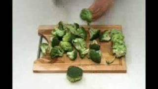 comment laver brocolis